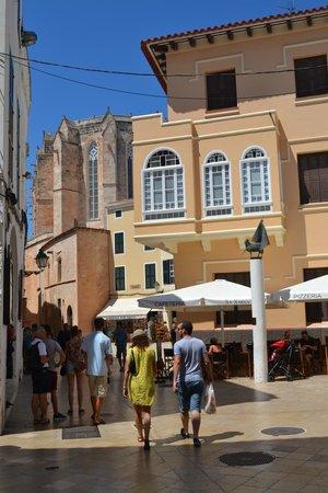La Quinta Menorca Hotel & Spa: Cuitadella