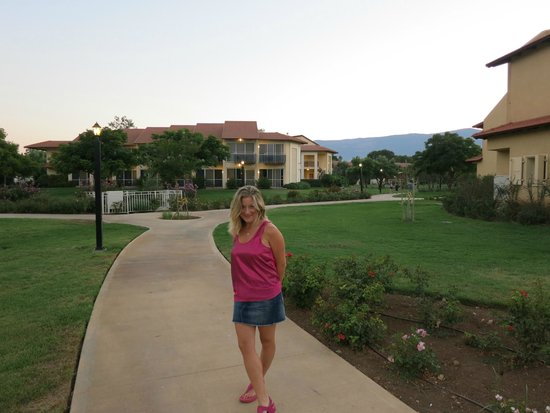 Pastoral Hotel - Kfar Blum: so pestoral
