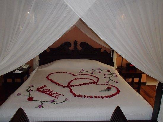 Rio Celeste Hideaway Hotel : Honeymoon