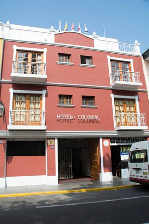 Hostal Colonial: Hotel Colonial