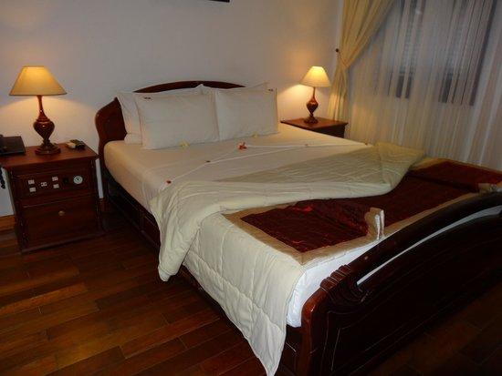 Thuy Duong 3 Hotel : habitacion