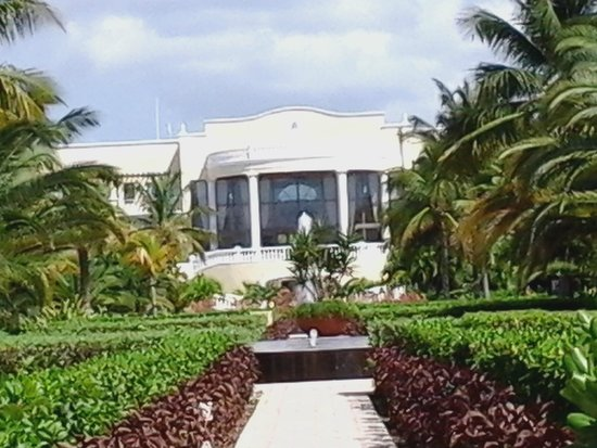 Dreams Tulum Resort & Spa: Lobby