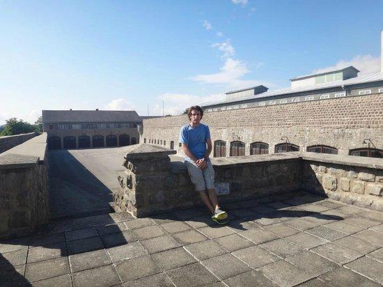 Mauthausen Memorial - KZ-Gedenkstätte: en Mauthausen ( Austria)