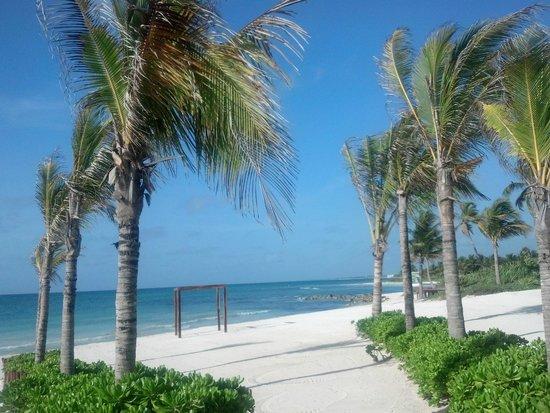 Dreams Tulum Resort & Spa: South Beach Area