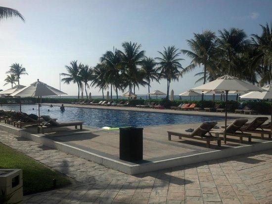 Dreams Tulum Resort & Spa: Quiet Pool