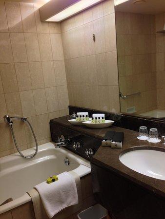 InterContinental  Yokohama Grand: バスルーム