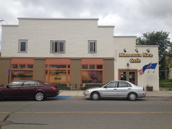 Minnesota Nice Cafe: What to look for