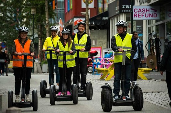 Segway tour with Reykjavik Bike Tours ;)