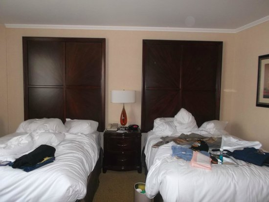 Hilton Chicago/Oak Lawn: double room