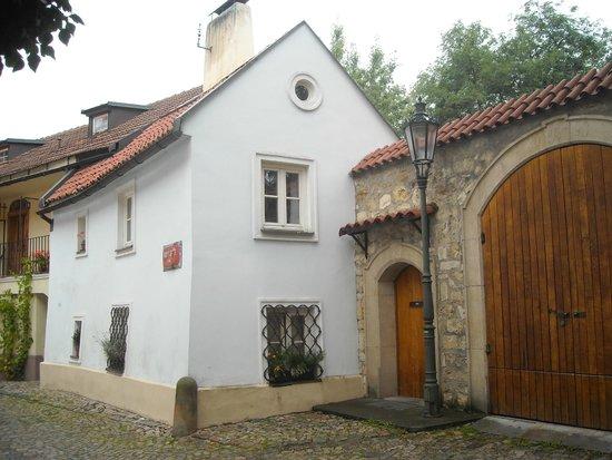 Hradschin (Burgstadt/Hradčany): ул. Nový Svět