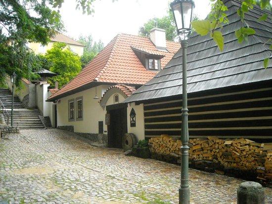 Hradschin (Burgstadt/Hradčany): ул. Černínská