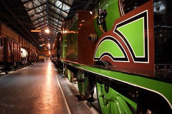 National Railway Museum: Train