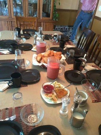 As You Like It B&B: Breakfast - all homemade