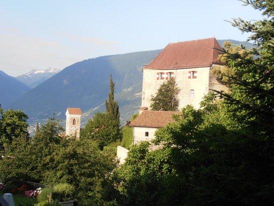 Baumgartner's Blumenhotel: castello di scena