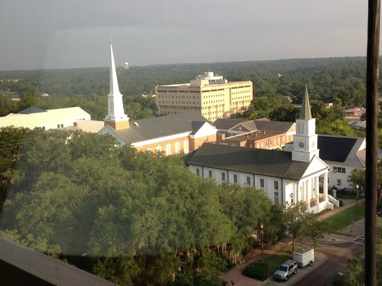 Doubletree Hotel Tallahassee: view of downtown