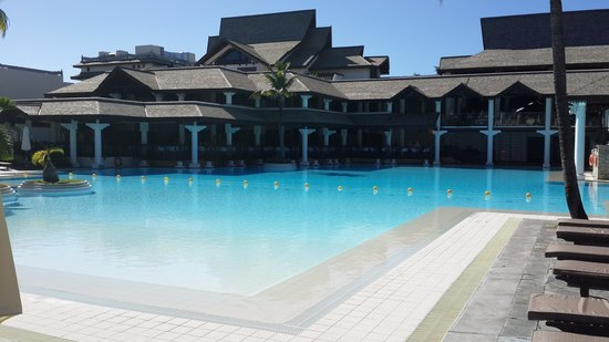 Sofitel Mauritius L'Imperial Resort & Spa : swimming pool