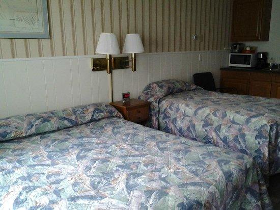 Ne'r Beach Motel: Double Room
