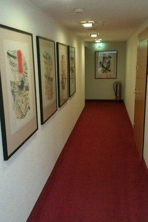 Derag Livinghotel Großer Kurfürst: corridor