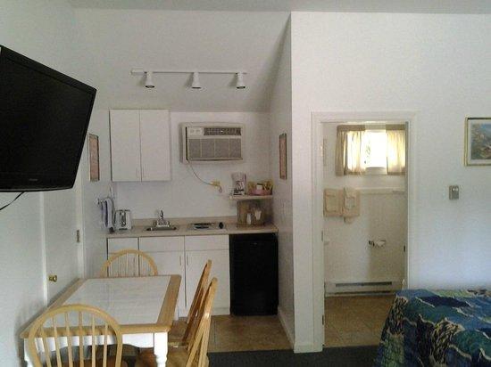 Ne'r Beach Motel: Studio Efficiency