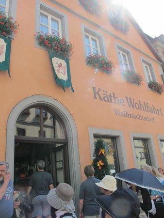 Käthe Wohlfahrts Weihnachtsdorf: 2