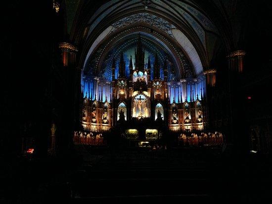 Basilique Notre-Dame de Montréal : 1