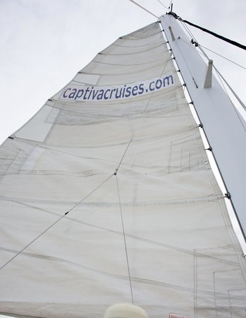 Captiva Cruises: sail