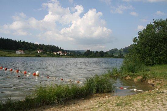Randonnées Autour du Lac de Lamoura : Lac de Lamoura