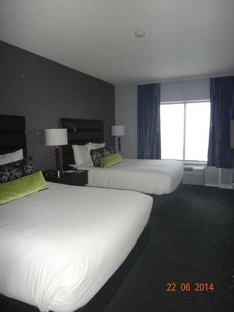 HYATT house Charlotte Center City: Quarto hotel
