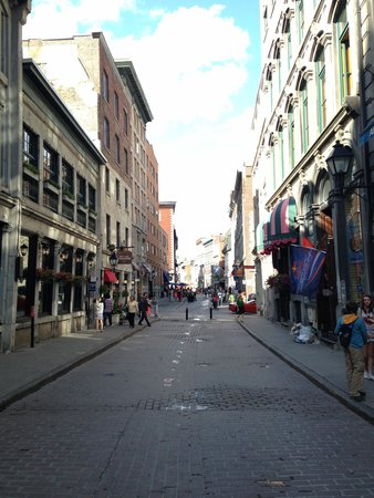 Old Montreal: 1