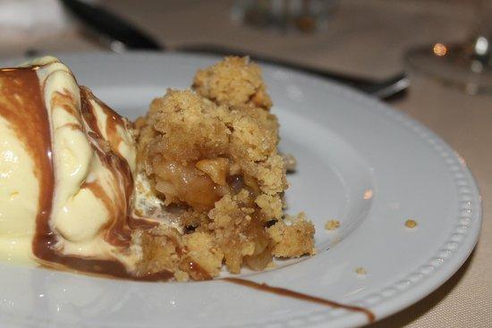 Tivoli Ecoresort Praia do Forte: Sobremesa - jantar