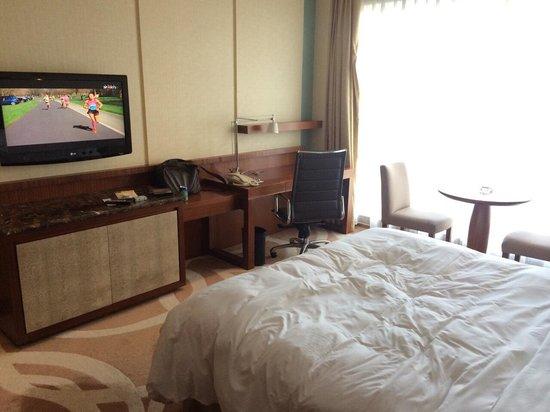 New World Dalian Hotel: Room