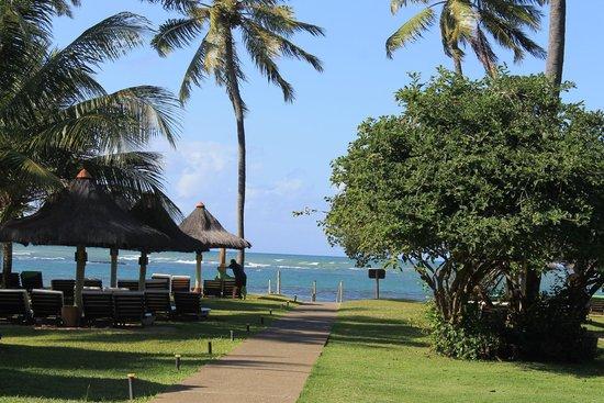 Tivoli Ecoresort Praia do Forte: barracas
