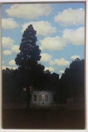Colección Peggy Guggenheim: Peggy Guggenheim Collection: Magritte-Empire of Light