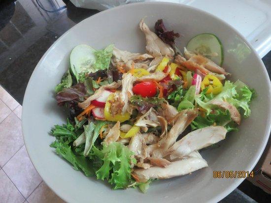 Positano: Rotisserie Chicken Salad