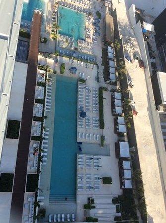Secrets The Vine Cancun : room view