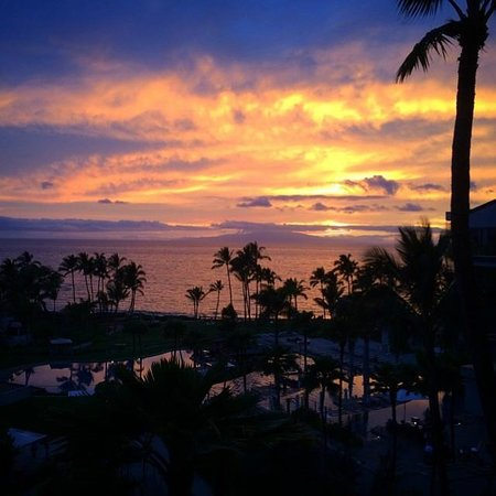 Andaz Maui At Wailea: A room with this view - 606
