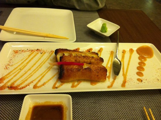 Kampai : Black Cod with Miso