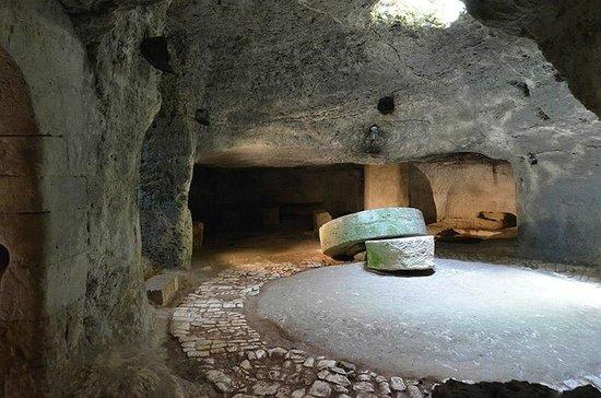 Uggiano La Chiesa, Italy: Frantoio ipogeo Mulino a Vento