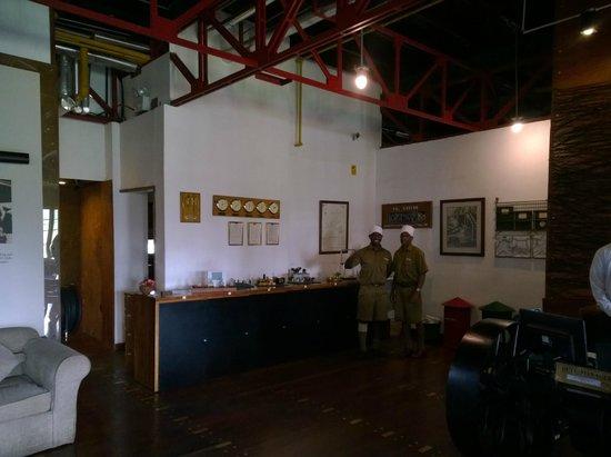 Heritance Tea Factory: Ingresso