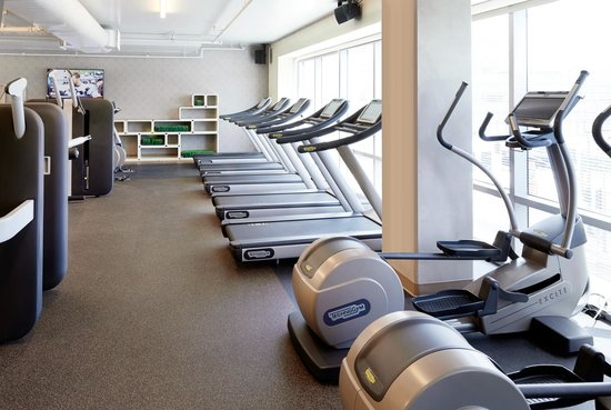 Courtyard Los Angeles L.A. LIVE: Fitness Center
