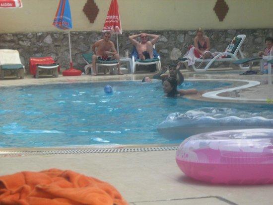 Miray Hotel: Pool