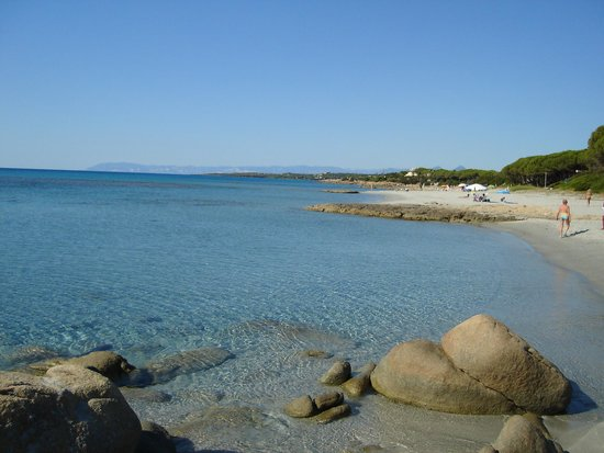 Hotel Cala Ginepro Resort&Spa : spiaggia