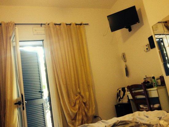 Hotel Villa Wanda: Camera economy
