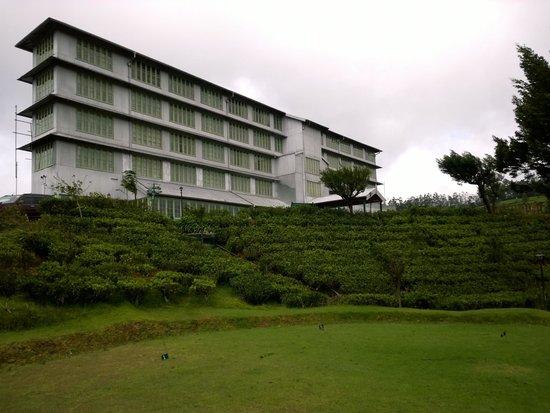 Heritance Tea Factory: Vista esterna