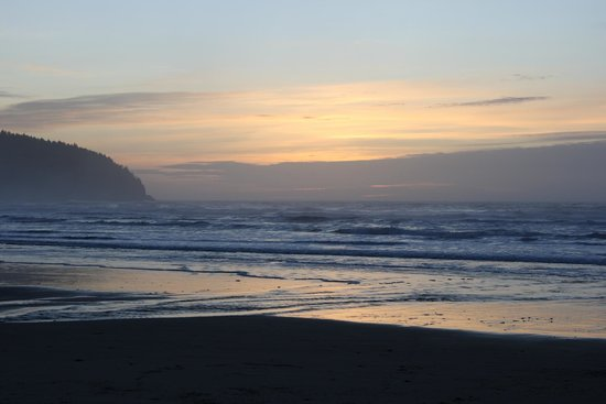 Cape Lookout State Park: Cape Lookout sunset