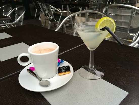 Hôtel l'Elysee Val d'Europe : Mojito du bar