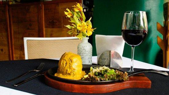 Condesa 439: Chateaubriand a la mostaza