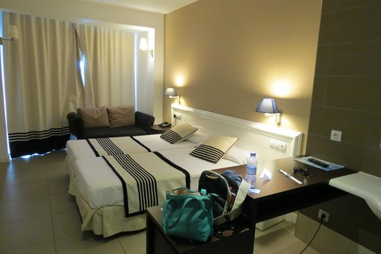 Hotel Best Terramarina : номер