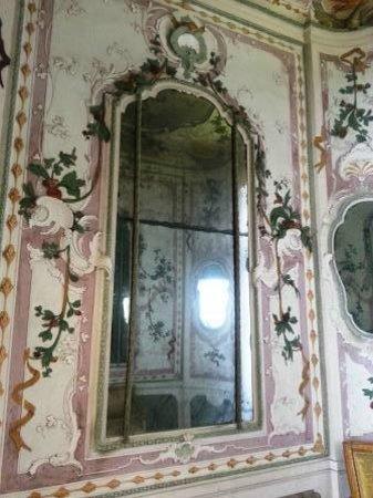Ca' Rezzonico: Lovely decoration