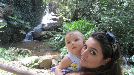 Cachoeira na Fazenda do Chocolate em Itu!